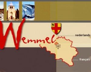 website wemmel screen