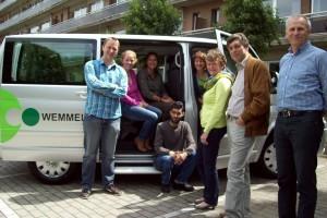minibus ocmw levering