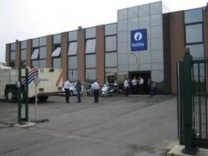 politie amow gebouw